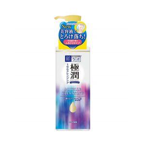 ROHTO Hadalabo Gokujun Premium Cleansing Hyaluronic Liquid 330 ml