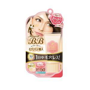 SANA KEANA PATE SHOKUNIN Mineral BB Cream Natural Matte Natural Beige 30g