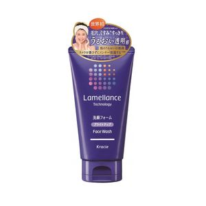 Kracie Lamellance Face Wash Bright Up 110g