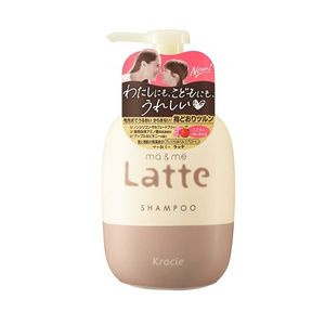 Kracie ma & me Latte Shampoo Apple & Peony 490ml