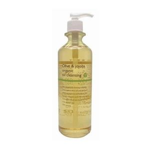 Cosmepro Olive & jojoba organic oil cleansing 400ml