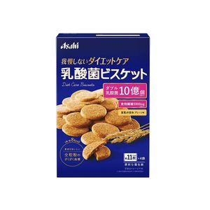 ASAHI Slim Up Slim Reset Body Lactic Acid Biscuit 92g 2 flavors