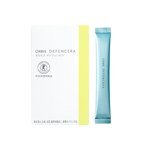 ORBIS DEFENCERA for 30 days 1.5g x 30 bags skin care supplement for dry skin