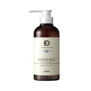 ANGFA Scalp D Beaute Natuluster Organic Scalp Shampoo 350ml