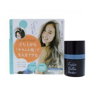 Fujiko Pon Pon Powder 8g silky hair powder