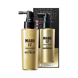 MARO17 Golden Booster Medicated Hair Growth Serum 100ml