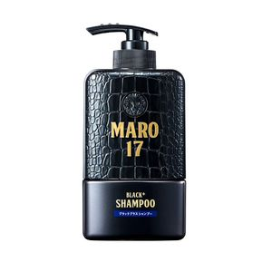 MARO17 Black+ Shampoo 350ml volume up scalp shampoo