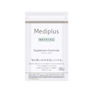 Mediplus Supplement Ceramide 30 tablets for 30 days