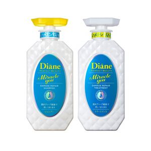 Moist Diane Perfect Beauty Miracle You Damage Repair Shampoo 450ml + Treatment 450ml set