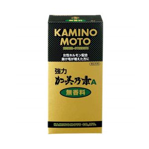 KAMINOMOTO Higher Strength for Healthy Hair Growth 200ml