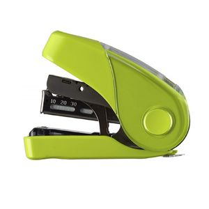 MAX Stapler up to 32 papers 100 spare needles storage HD-10FL3K 4 colors