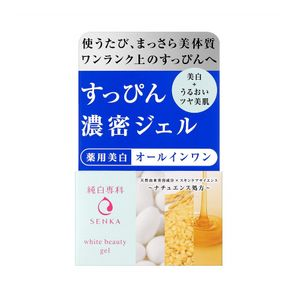 SHISEIDO Senka White Beauty Gel  All-In-One 100g