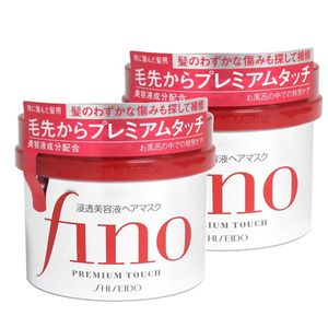 SHISEIDO Fino Premium Touch Hair Mask 230g x 2 packs