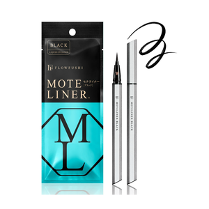 FLOWFUSHI Mote Liner Liquid Eyeliner Black 5 colors