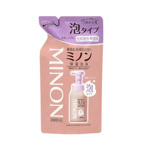 MINON Body Shampoo Foam Refill 400ml