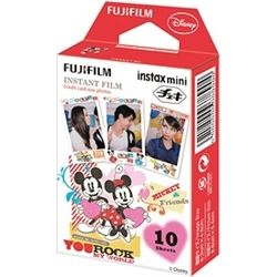 FUJIFILM Instax Mini Film Mickey Mouse & Friends 10 Sheets