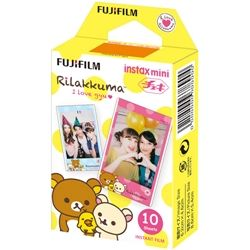 FUJIFILM Instax Mini Film Rilakkuma 10 Sheets
