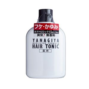 YANAGIYA Medicated Anti Dandruff  Hair Tonic 240ml