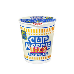 Nissin Cup noodle nice rich! Creamy seafood 57g 12pieces