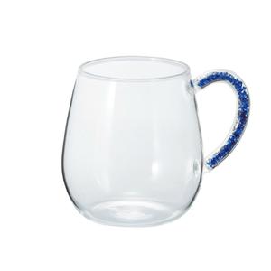 HARIO beads glass round type 360ml 2colors