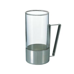 HARIO hot glass square type 220ml