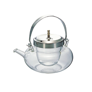 HARIO tea pot Thirori M round type 360ml