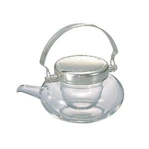 HARIO tea pot Thirori round type 360ml