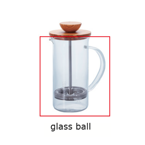 HARIO THW-2 spare glass ball