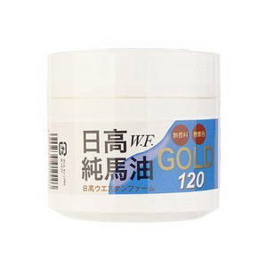 Hidaka horse oil gold 120g