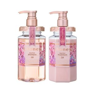 &honey Cherry Blossom Honey Shampoo 440ml + Treatment 445g set