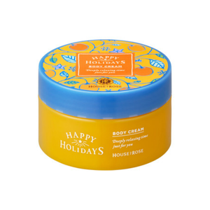 HOUSE OF ROSE happy holidays body cream 300ml