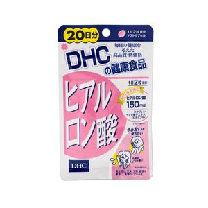 DHC Hyaluronic Acid Supplement 40 tablets