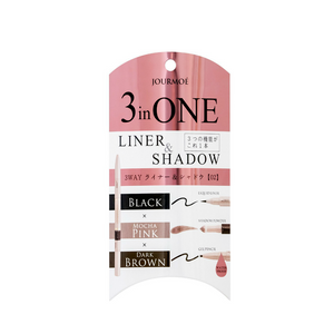 Jourmoe 3way liner and shadow 4color