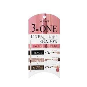 Jourmoe 3way liner and shadow 4color