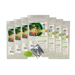JY Veggie Appli Enzyme Green Vegetable Juice 70 Packets