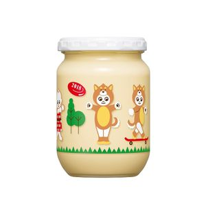 Kewpie 2018 New Year Mayonnaise Bottle 250g x 4