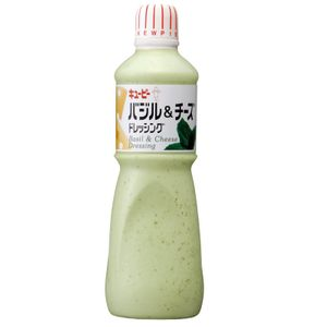 Kewpie Dressing Basil and cheese 1000g