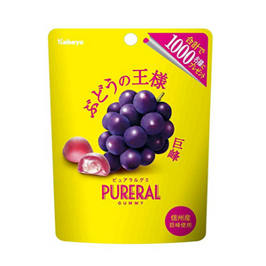 kabaya PURERAL gummy 50g x 8packs