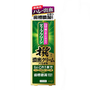 KAO Medicated Dense Cream Toothpaste