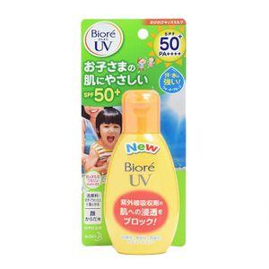 KAO Biore UV Milk for Kids SPF50+ PA++++ 90g