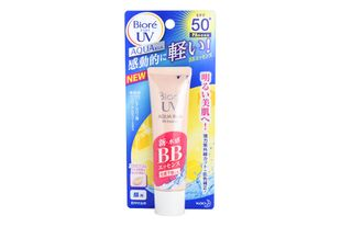 KAO Biore UV Aqua Rich BB Essence Lightweight SPF50+ PA++++ 33g