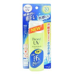 KAO Biore UV Aqua Rich Gel Lotion