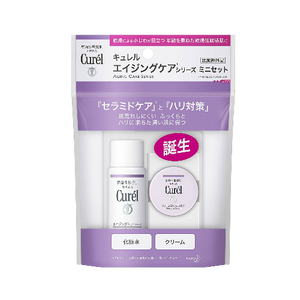 KAO Curel aging care mini set