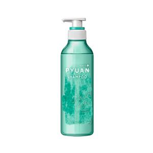 KAO merit PYUAN natural and slow shampoo 425ml