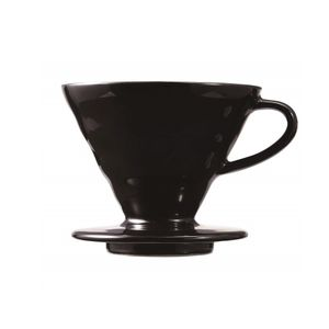 HARIO V60 Coffee Dripper 02 Kasuya Model Black KDC-02-B