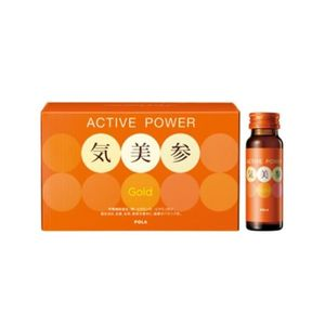 POLA ACTIVE POWER Kibijin Gold Drink 50ml x 10 bottles