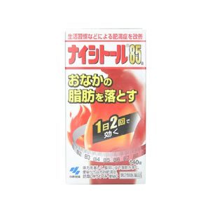 KOBAYASHI Naishitoru 85 Weight Loss Supplement 140 tablets