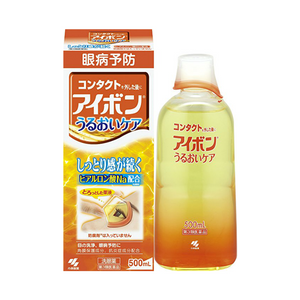 KOBAYASHI Eyebon Eye Moisturizing Wash 500ml