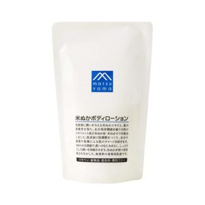 matsuyama M-mark Body Lotion Rice Bran Refill 280ml