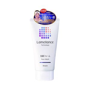 Kracie Lamellance Face Wash Aquatic White Floral 110g